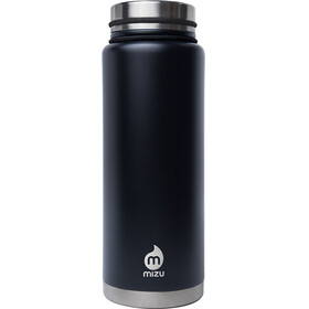 MIZU V12 Insulated Bottle with V-Lid 1200ml Enduro Black